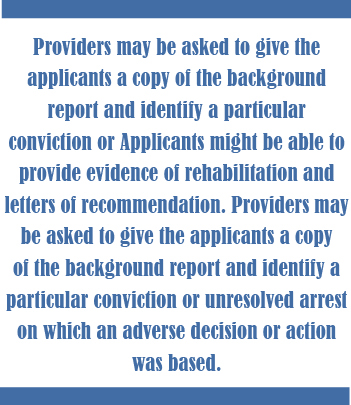 providers may be asked quote